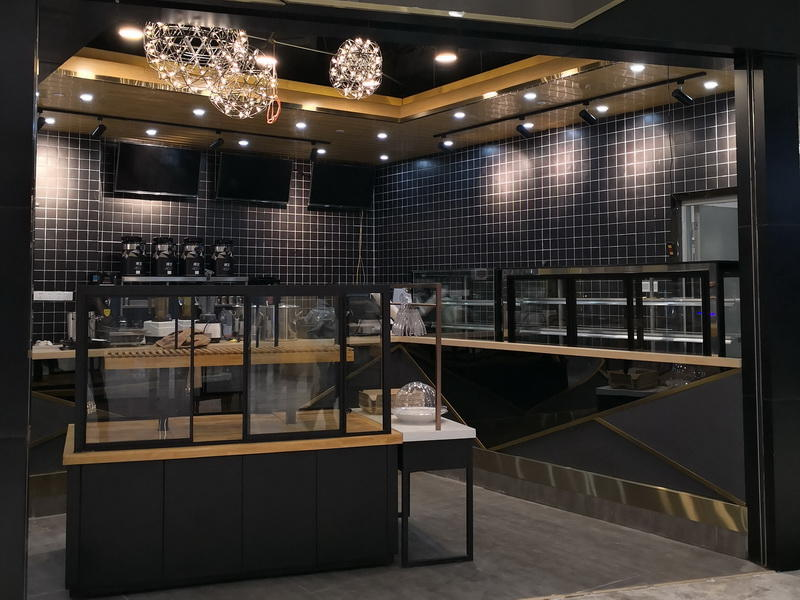 Cafe Layout Ideas OY-CSD019