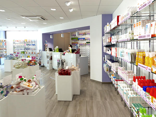 Medical Supplies Pharmacy Decoration for sale OY-PSD018