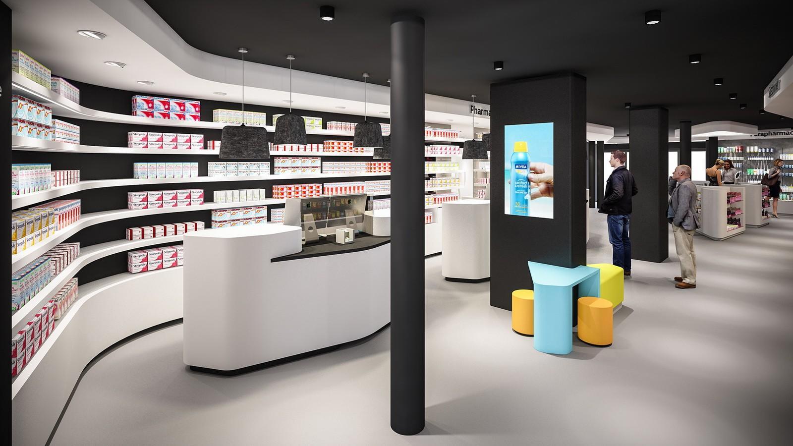pharmacy pharmacy counter supplies OUYEE company