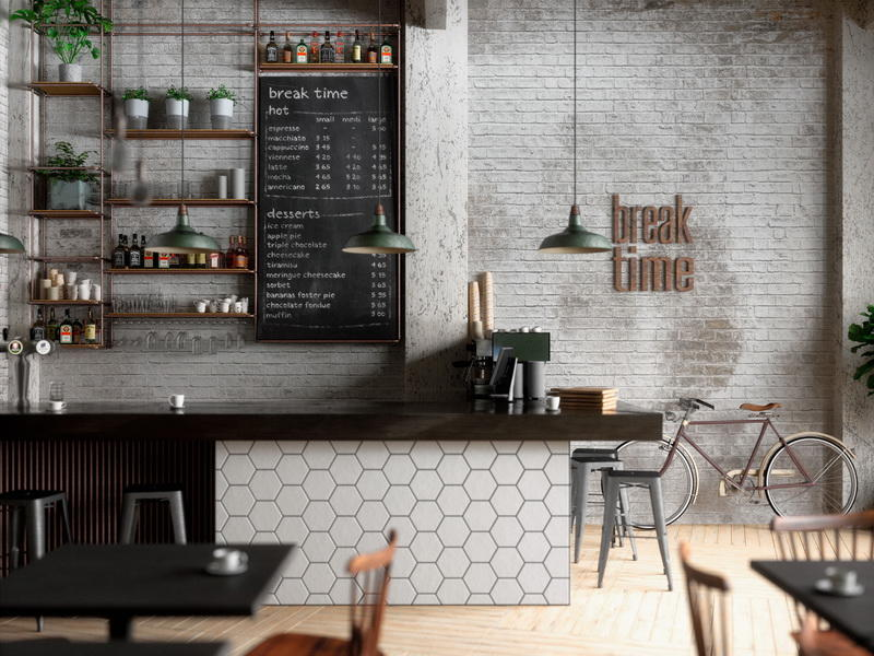 Coffee Shop Furniture Wholesale OY-CSD027