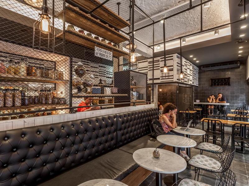 Coffee Bar Decor Ideas OY-CSD028
