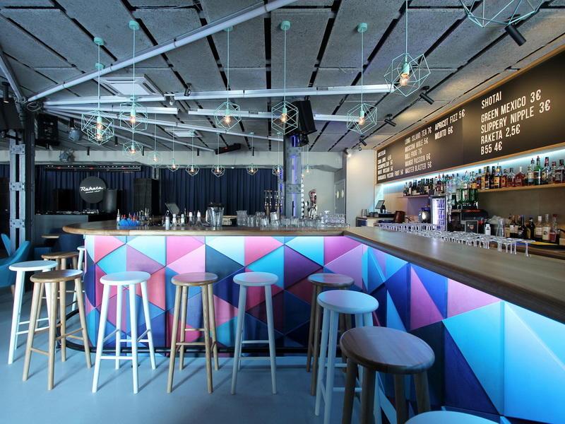 Cafe Restaurant Interior Design Ideas OY-CSD030