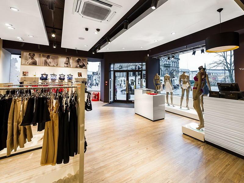 Underwear Shop Design Lingerie Display OY-GSD006