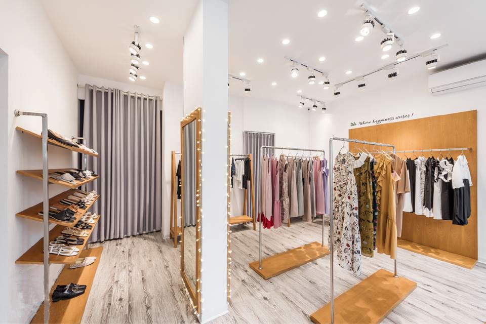 Retail Ladies Garment Shop Interior Design OY-GSD019-4