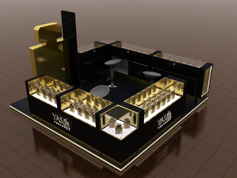 Perfume Display Rack OY-PFD011