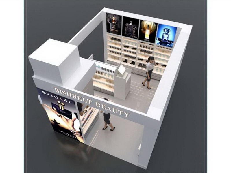 Perfume Display Case OY-PFD-012