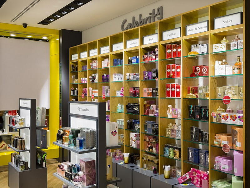 Perfume Shop Cabinet Design OY-PFD024