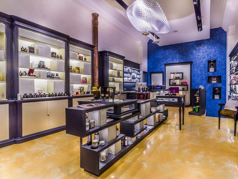 Perfume Store Design Display Ideas OY-PFD025