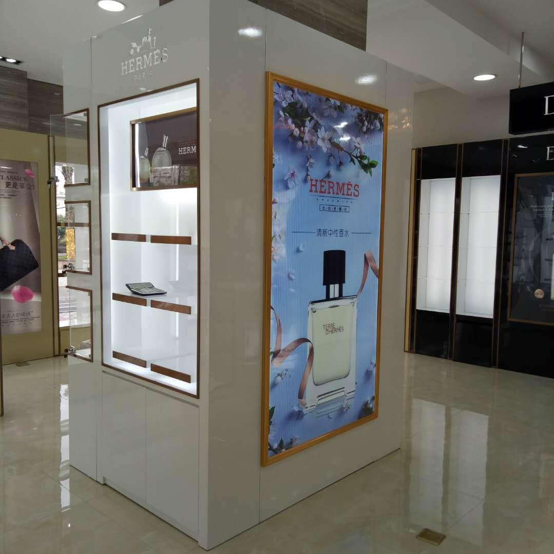 high-quality perfume display stand at discount for store