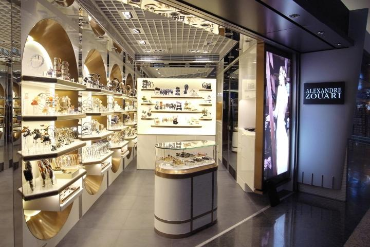 chic design large display perfume bottles for sale bulk production for supermarket