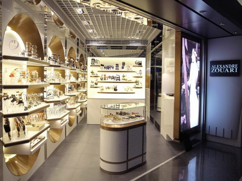 chic design large display perfume bottles for sale bulk production for supermarket-4