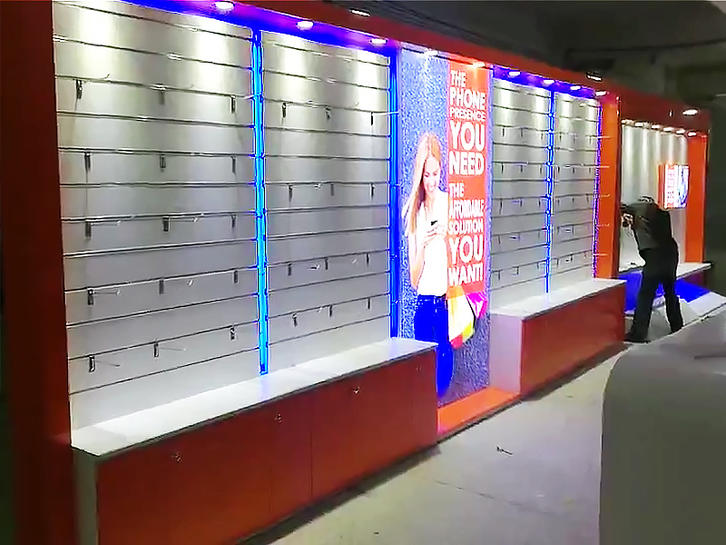 Cell Phone Store Fixtures Displays