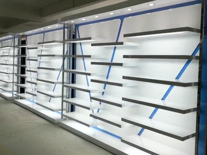 Shoe Rack Display Shelves