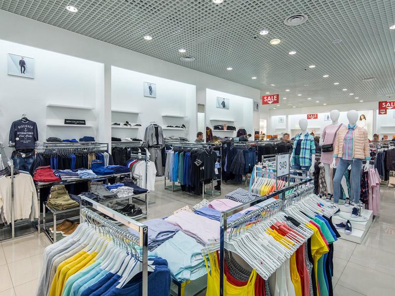 Custom Shop Design Ideas for Clothing OY-GSD018-8