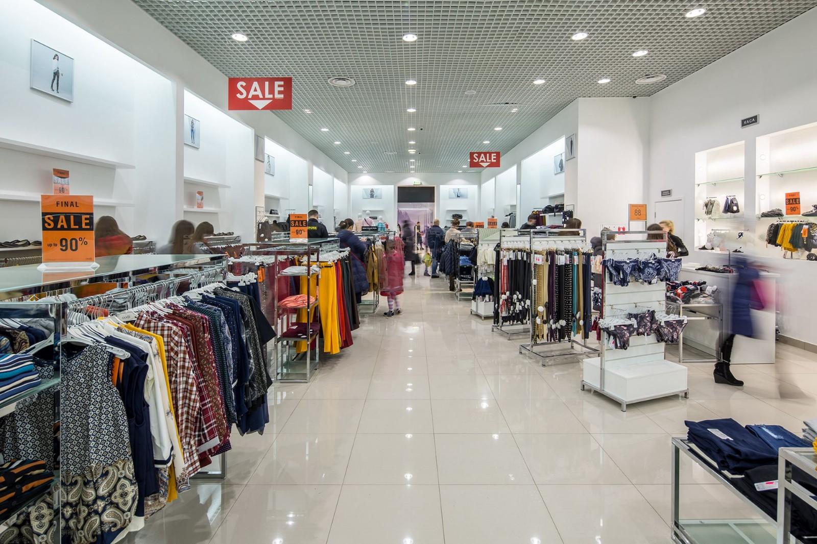 Custom Shop Design Ideas for Clothing OY-GSD018-6