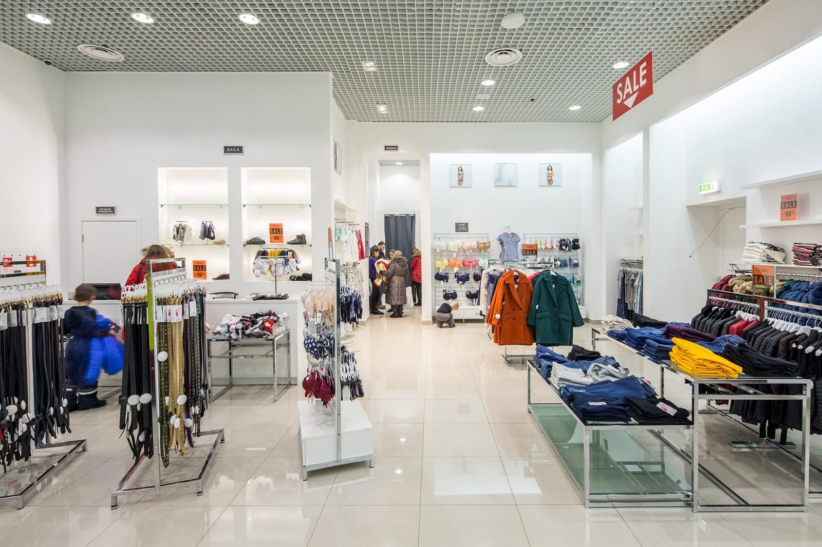 Custom Shop Design Ideas for Clothing OY-GSD018-5