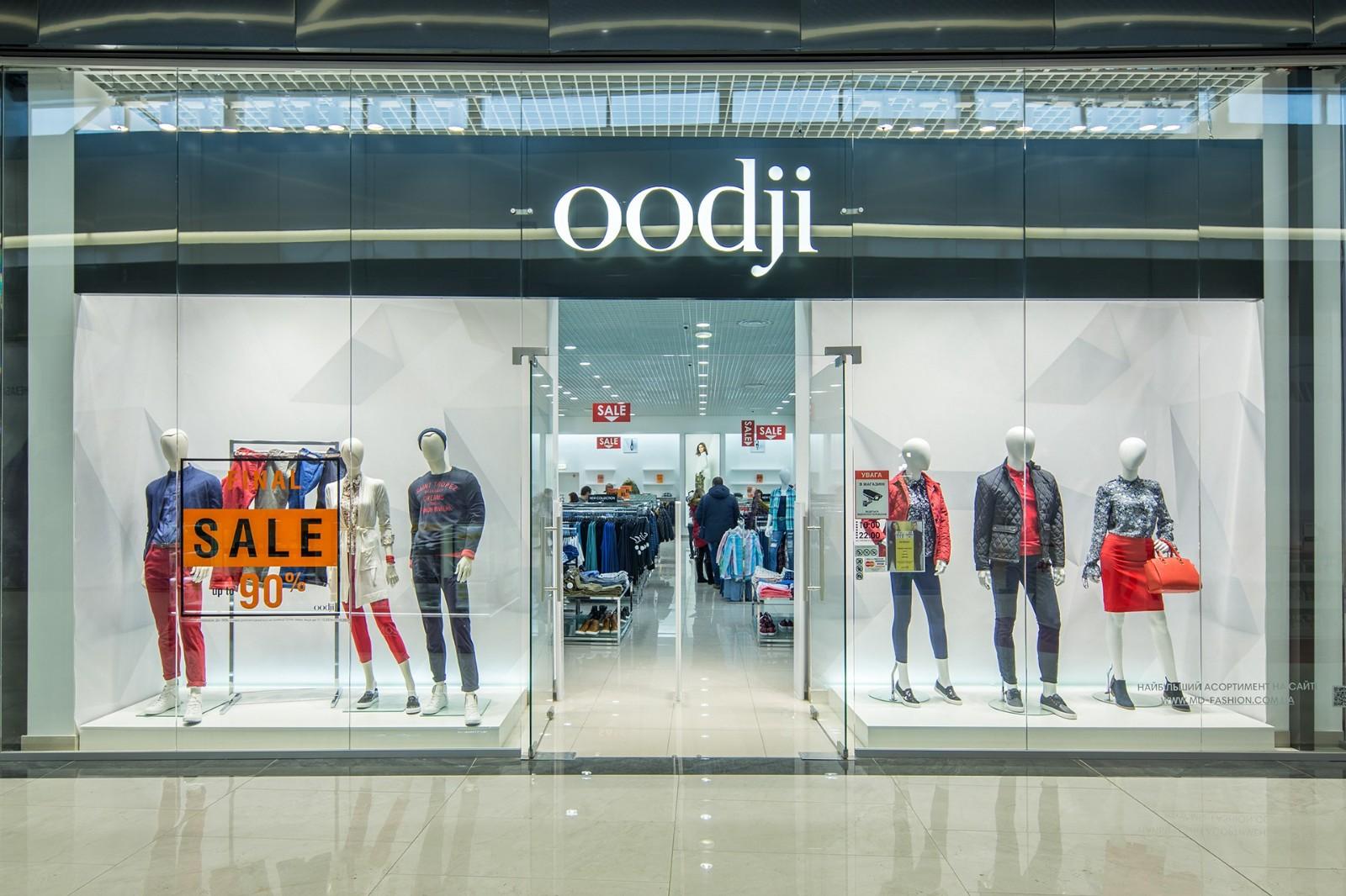 Custom Shop Design Ideas for Clothing OY-GSD018-7