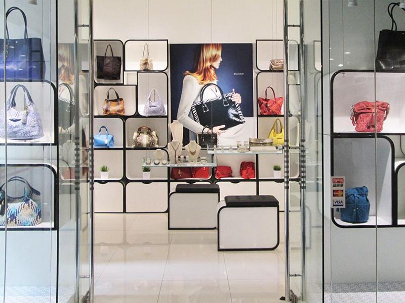 Handbag Display Cabinet OY-SSD018