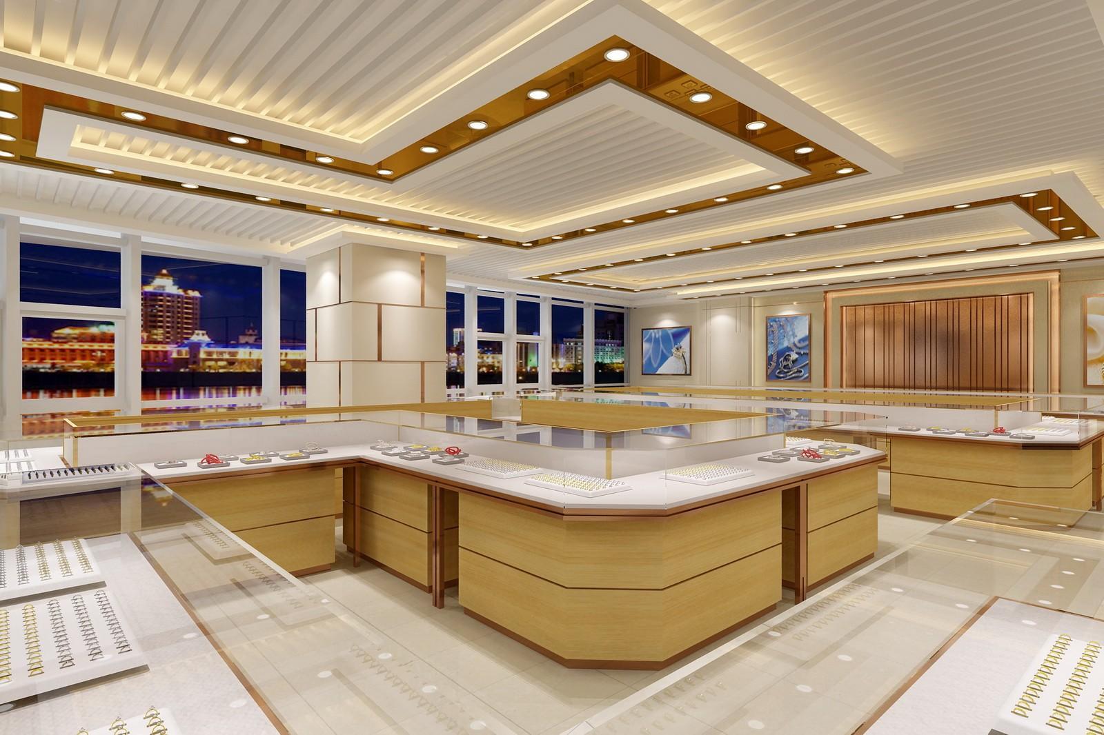 watch store jewellery shop design jewellery OUYEE