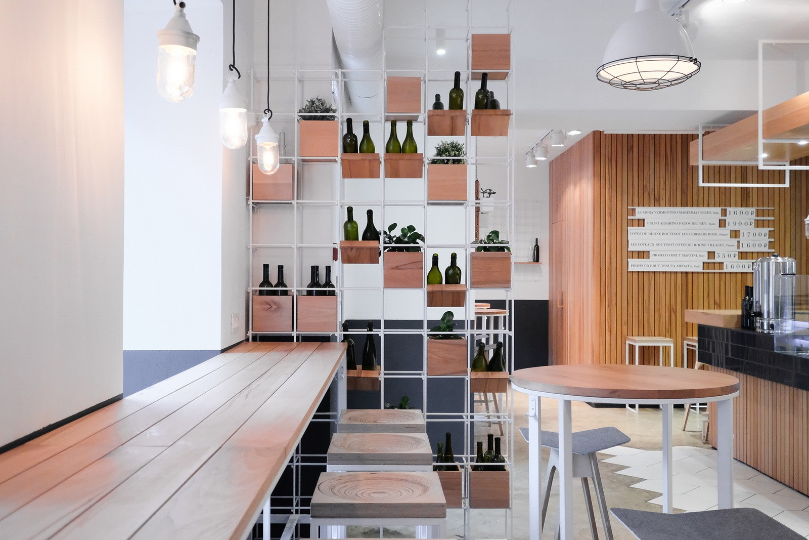 Chic Modern Cafe Design On Sale Factory Price For Bar Ouyee