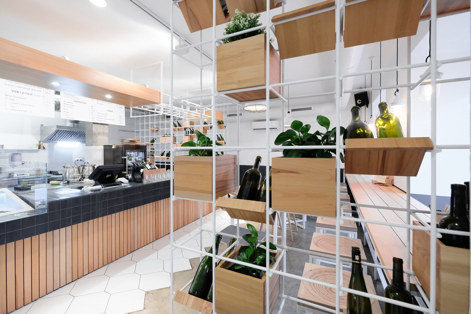 OUYEE modern small cafe design ideas bulk production for furniture-4