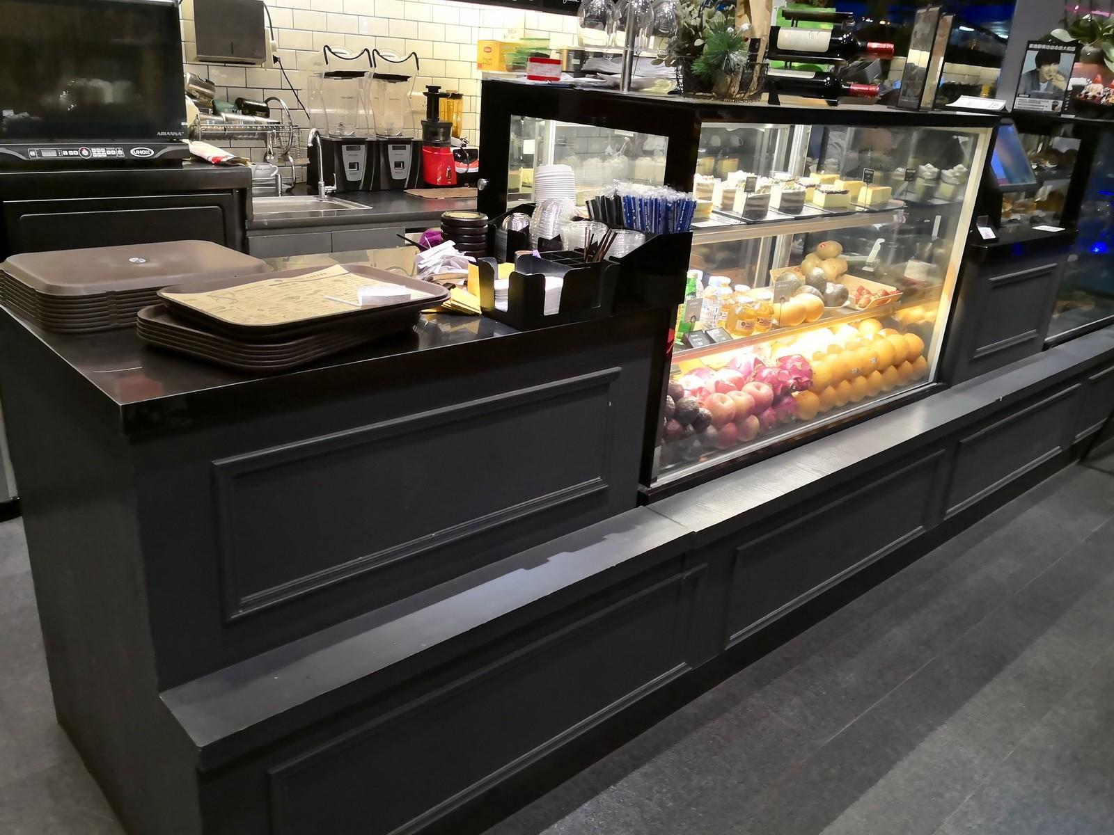 cafe bar counter modern for furniture OUYEE
