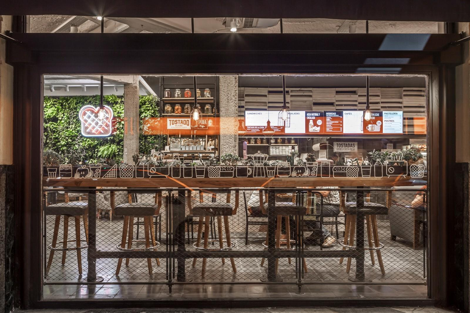 Wholesale modern coffee shop design OUYEE Brand