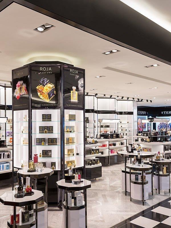 Hot jewellery shop design shop OUYEE Brand