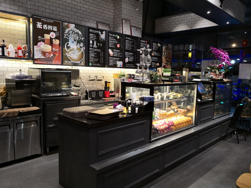 best design coffee shop counter for sale commercial at discountfor restaurant-4