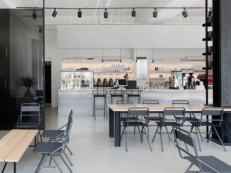 OUYEE coffee shop decor ideas bulk production for club-5