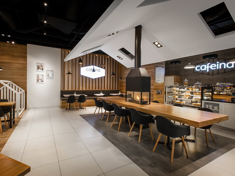 commercial coffee shop counter design at discount for furniture OUYEE-5