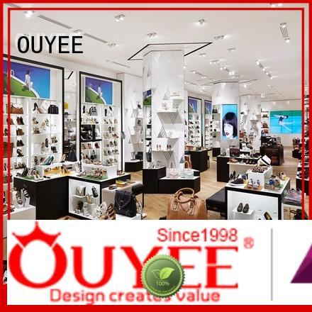 Handbag Display Cabinet Design OY-SSD030