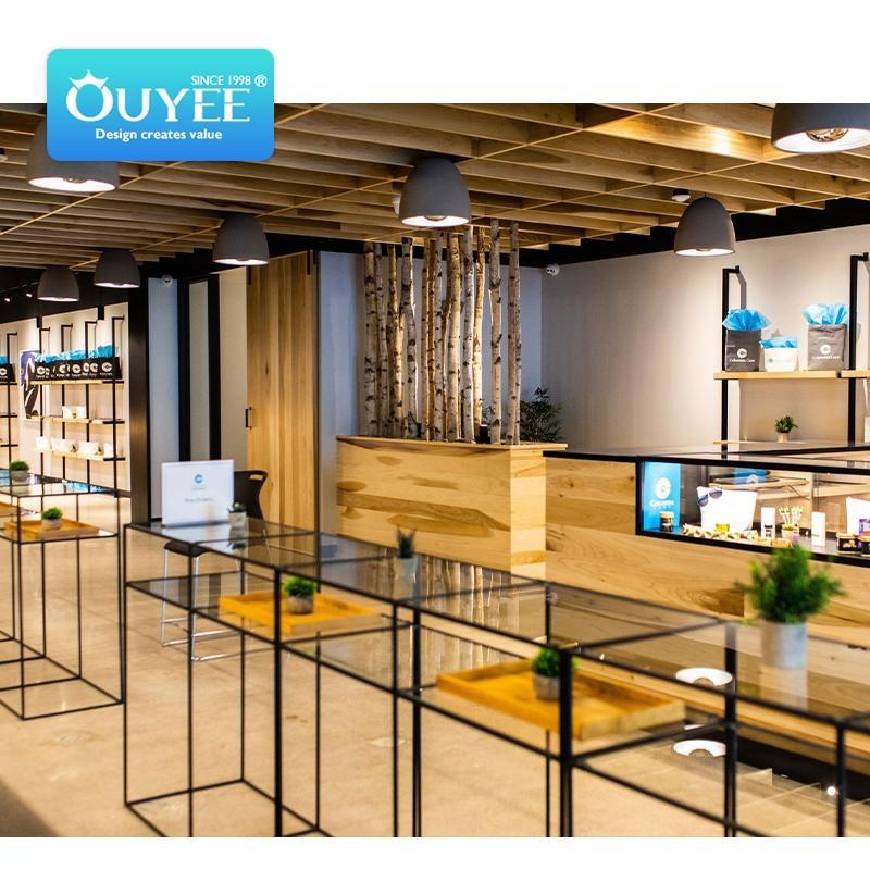 Ouyee electronic cigarette store smoke shop furniture