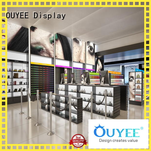 cosmetic shop interior design beauty for decoration OUYEE