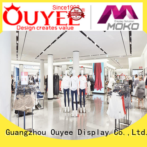 Ouyee Cloth Shop Furniture Design OY-GSD022