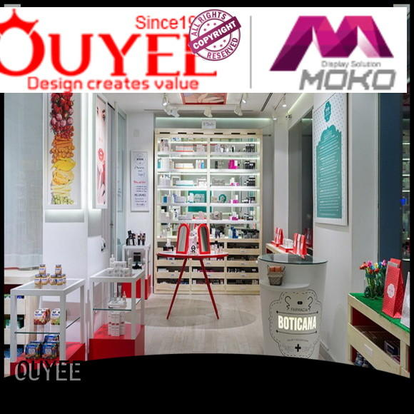 OUYEE commercial small retail pharmacy design free delivery for store