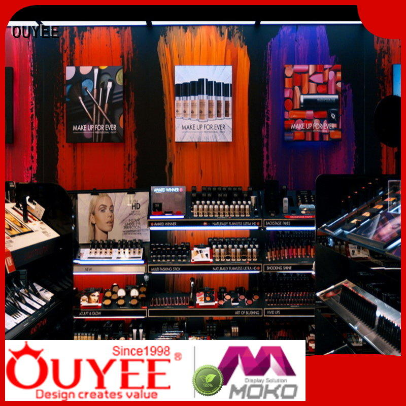 furnitures cosmetic shop decoration OUYEE company