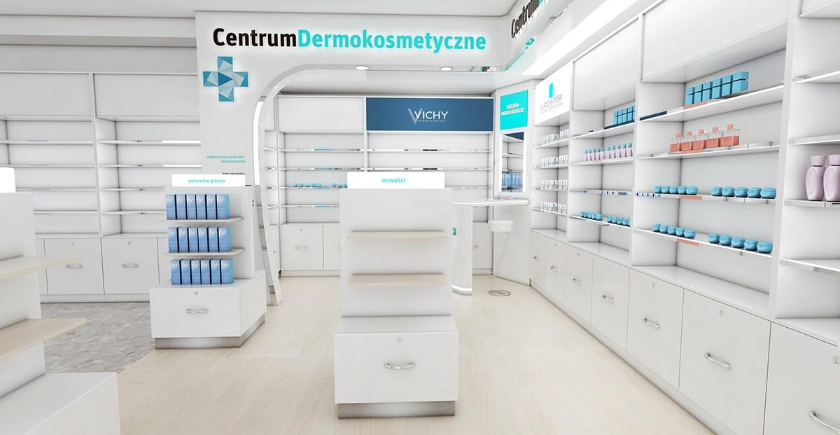 OUYEE top selling medical store design fast installation for hospital-3