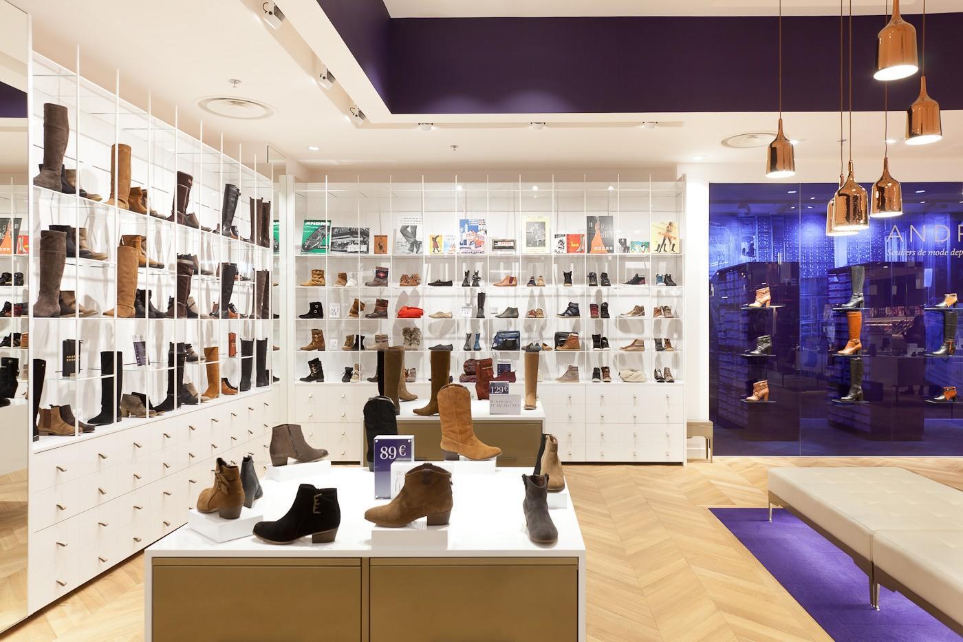 one-stop sneaker shelves funky popular for business-2
