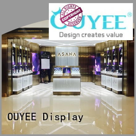 OUYEE low cost display furniture high-end for wholesale