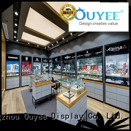 OUYEE high quality jewellery display stands wholesale OBM for shop