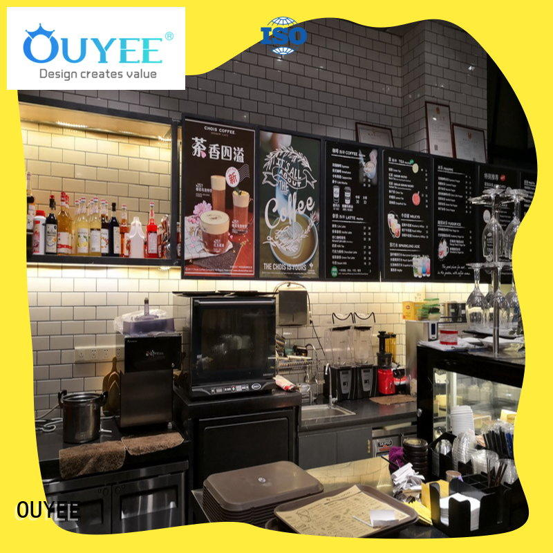 best design cafe counter on-sale supplier for furniture