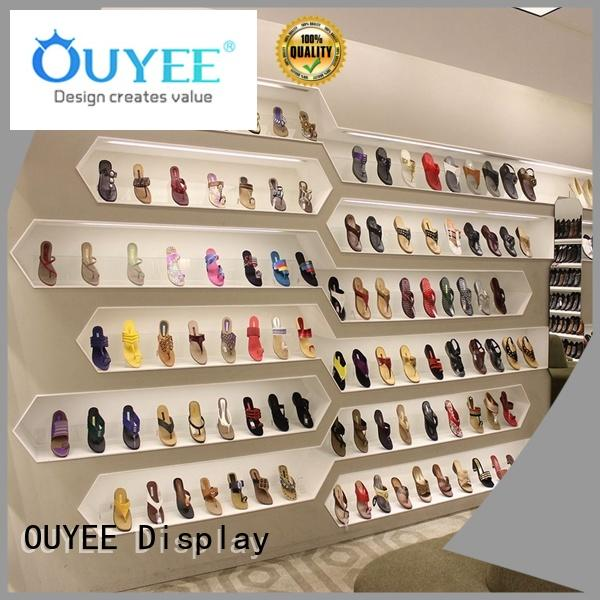 shoe Custom furniture wooden shoe rack designs design OUYEE
