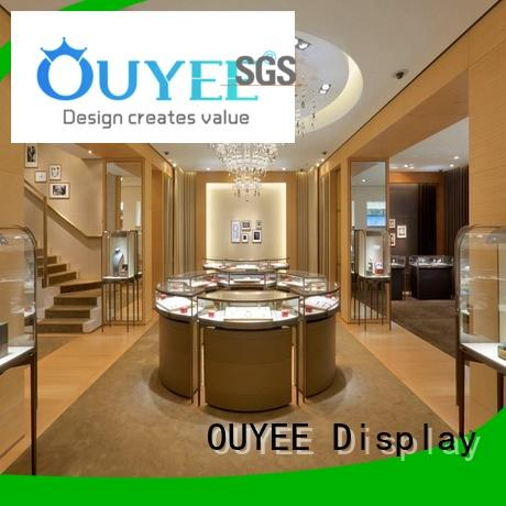 top brand ring display commercial low-cost for shop