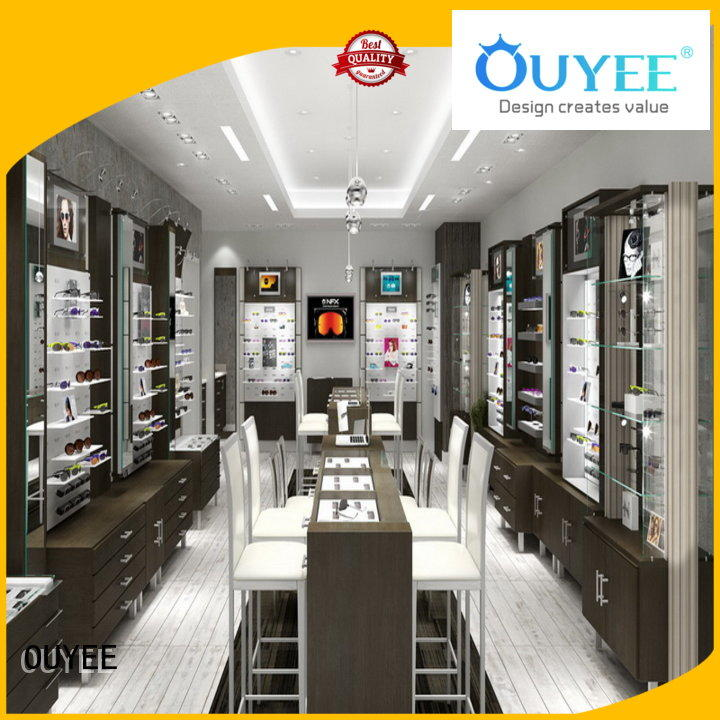 top brand optical display rods at discount for store OUYEE