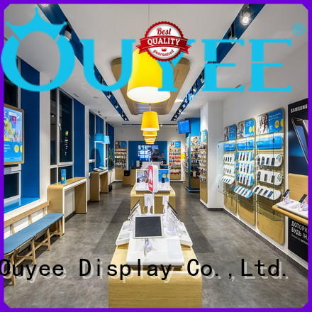 OUYEE top brand retail display tables factory for store