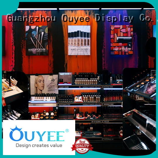 OUYEE durable cosmetic shop furniture design newest for wholesale