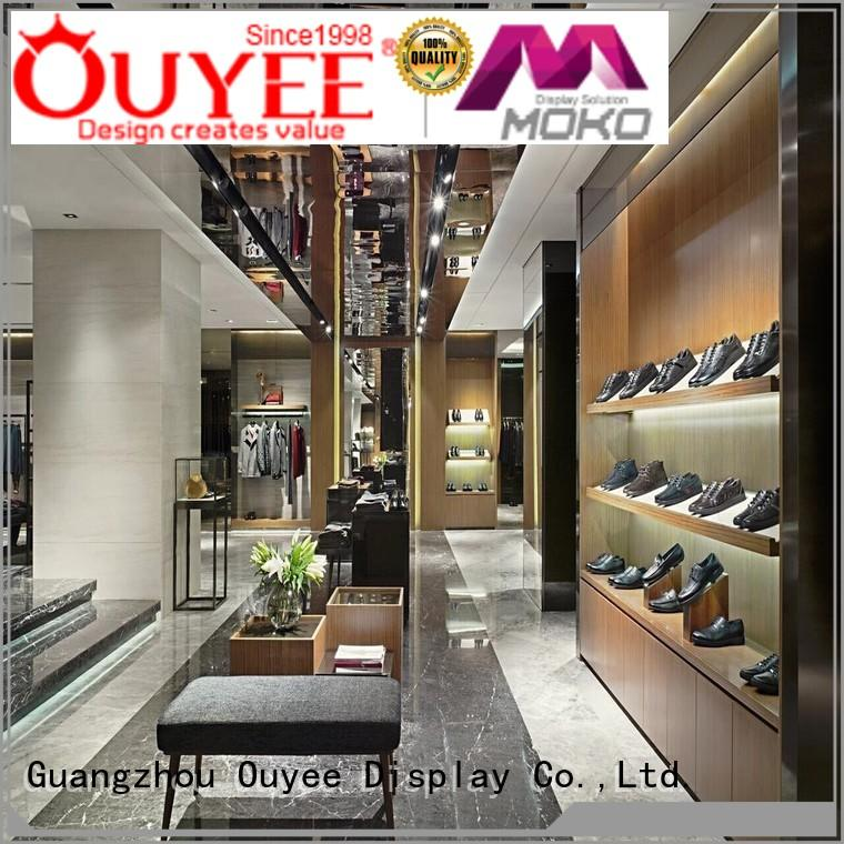 OUYEE high-end garment shop counter at discount for show room