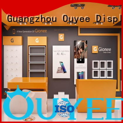 OUYEE hot-sale mobile repairing shop furniture fast delivery for store
