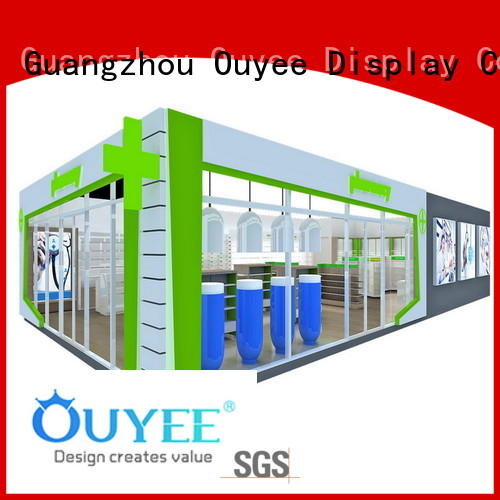 pharmacy counter design interior drugstore pharmacy counter manufacture
